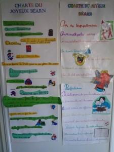 La charte du CLAS  construite avec InfoDroits
