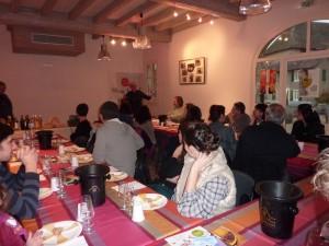 Ateliers de dégustation de fromages d'estives à Lacommande.