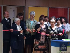 Inauguration des nouveaux locaux de Coursécoute